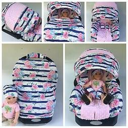 Baby car seat cover canopy Carrying nursing Multi cover Bean