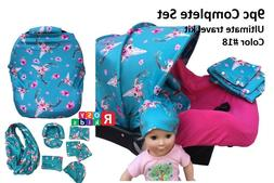 baby ultimate infant car seat cover canopy