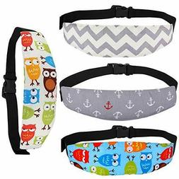 Head Strap for Carseat/Toddler Car Seat Baby Support/Neck Re