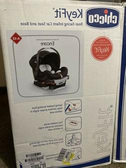 KeyFit Infant Car Seat,5-point harness with one-pull tighten