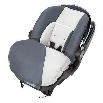 Baby Adjustable 35 Pound Baby Car Seat with Base, Magnolia