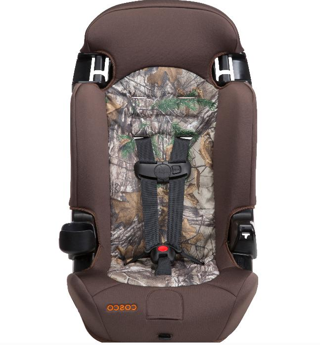 Convertible Safety 2 Kid Travel Brown