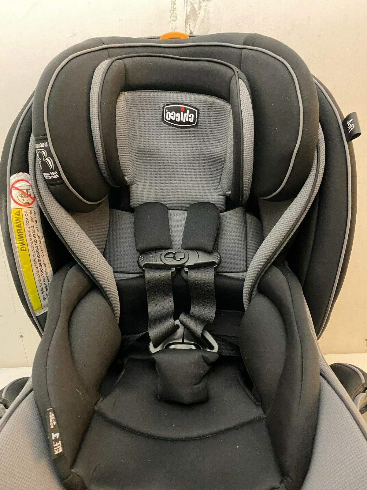 Chicco 4-in-1 Child Safety Baby Seat Onyx