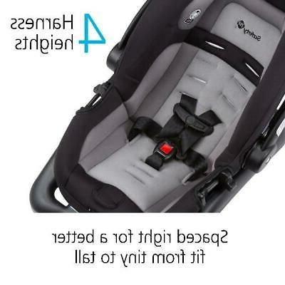 Rear Facing Infant Seat Fully Support Lightweight Washable