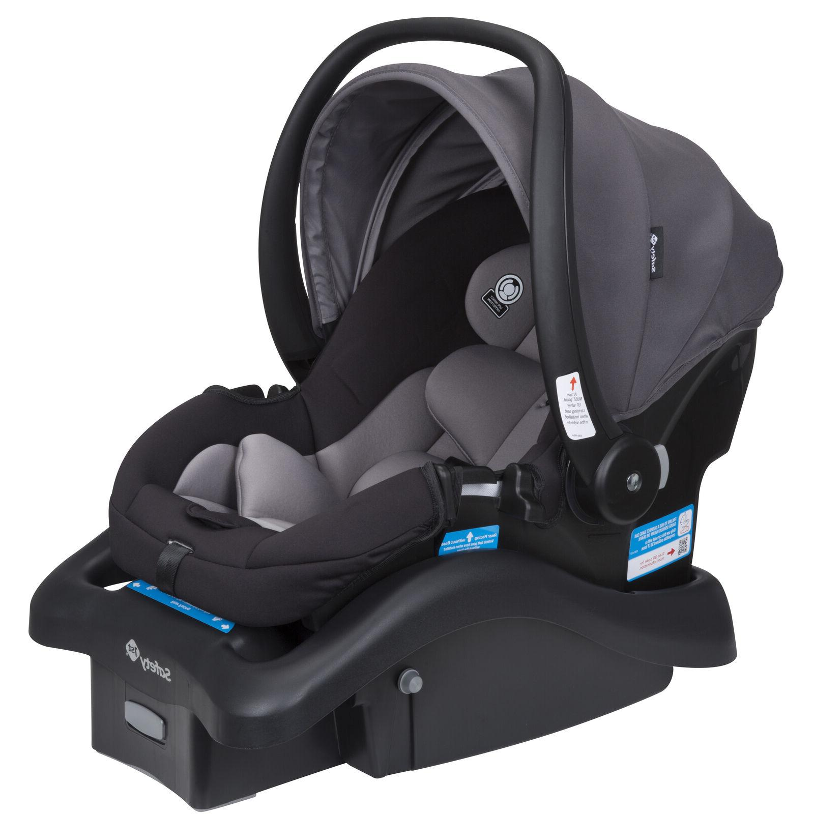 Infant Car Seat Rear Facing Fully Adjustable Support