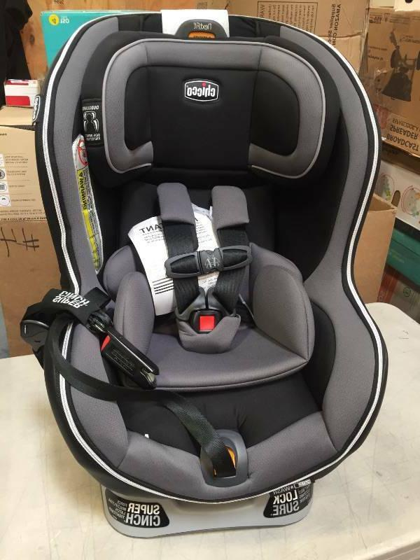 Chicco Car Seat - Carbon - Open