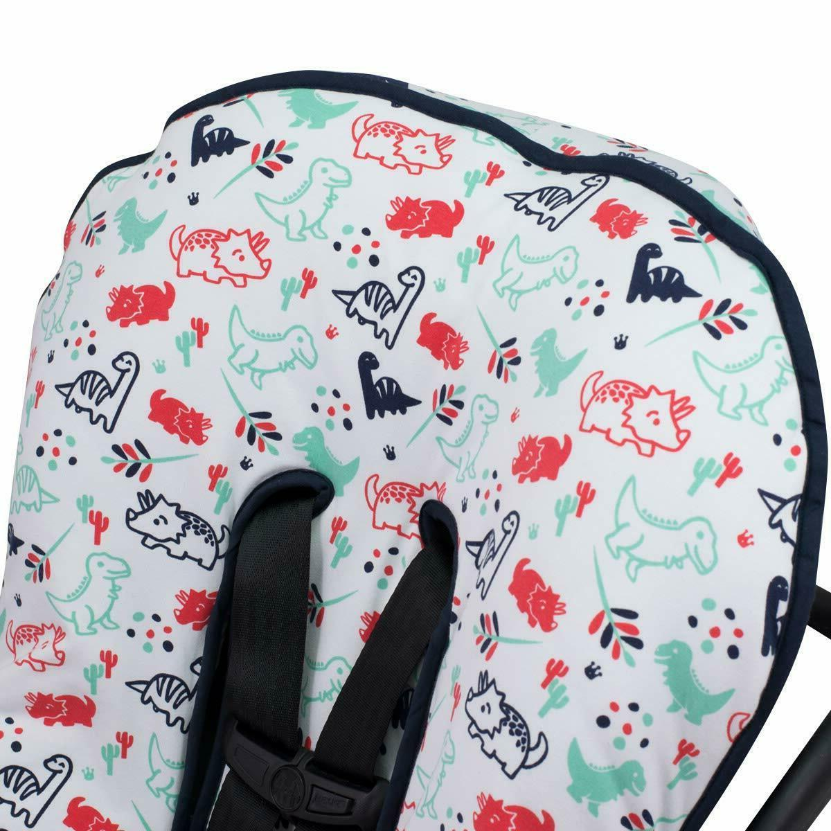 JANABEBÉ Universal Cover Liner for Baby Carriers and CAR