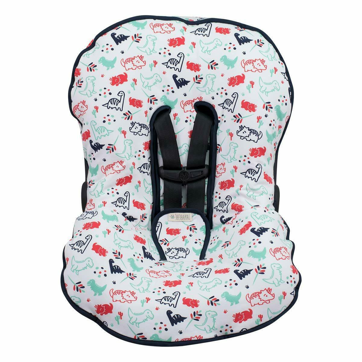 universal padded cover liner for baby carriers