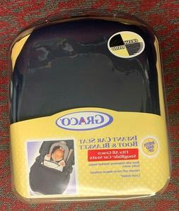 NEW Graco Infant Car Seat Boot and Blanket