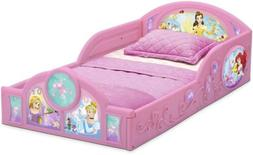 Disney Princess Plastic Sleep And Play Toddler Bed By Delta