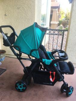 Baby Trend Sit N' Stand Sonic Standard Double Seat Stroller
